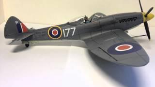 Airfix Supermarine Seafire MkXVII Final