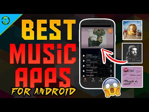 The 10 BEST Apps To Download Music On ANDROID For FREE! (High Quality Songs With ALBUM Covers) 2019