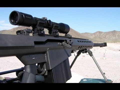 CommanderSnipezZzHD vs Barrett M82 .50 cal