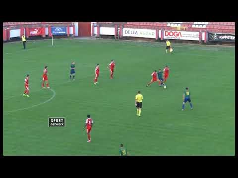 Superliga Srbije 2017/18, 14. kolo: Napredak - Zemun 2:1