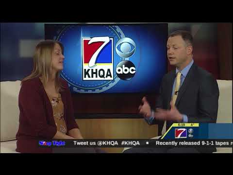 Quincy Family YMCA talks swimming lessons on KHQA This Morning