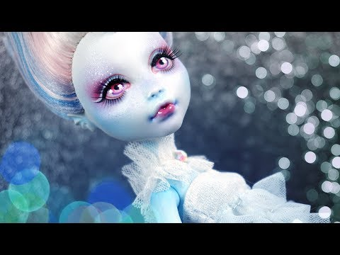 Water Fairy ✨  Special Collab w/ NerdECrafter | Custom MH Doll Repaint | Mozekyto #7