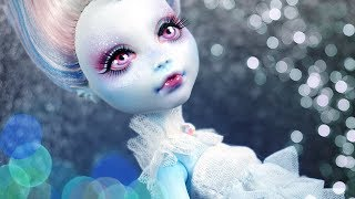Water Fairy ✨  Special Collab w/ NerdECrafter   Custom MH Doll Repaint   Mozekyto #7