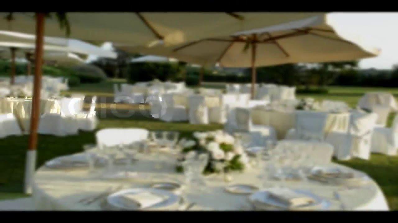 Favoloso addobbi floreali momento magico fiori per matrimonio - YouTube UD04