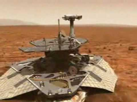 spirit rover status - photo #8