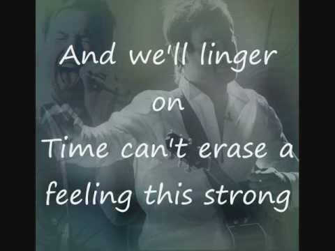 David Cook~Always be my baby lyrics