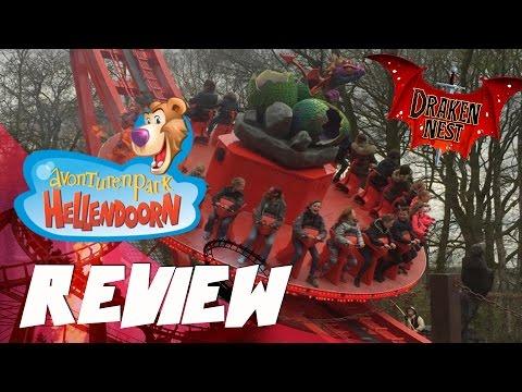Review: Hellendoorn met het nieuwe Drakennest, een misselijke Davincstyle & Koetlife!