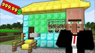 ВАУ Я КУПИЛ ЭТОТ ДОМ МЭРА В ДЕРЕВНЕ ЖИТЕЛЕЙ В МАЙНКРАФТ 100 ТРОЛЛИНГ ЛОВУШКА Minecraft