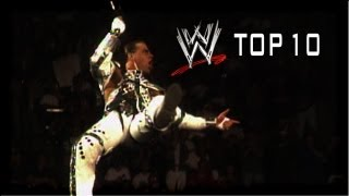 WWE Top 10 - Greatest WrestleMania Entrances