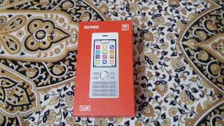 Gionee S96 mobile review