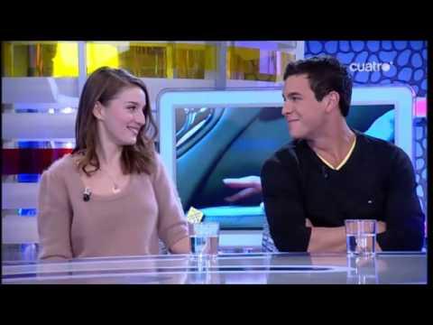 Maria Valverde Y Mario Casas En El Hormiguero Part 1