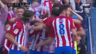 Атлетико 2:0 Севилья 19.03.2017 2:0 Антуан Гризманн