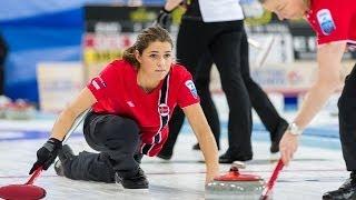 CURLING: NOR-GER Euro Chps 2013 - Women Draw 5