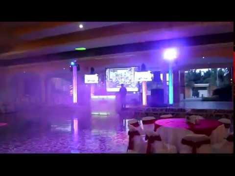 Super laser en el salon de eventos el centenario tonala for Acuario salon de fiestas