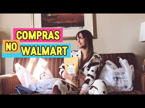 Compras no Walmart dos Estados Unidos