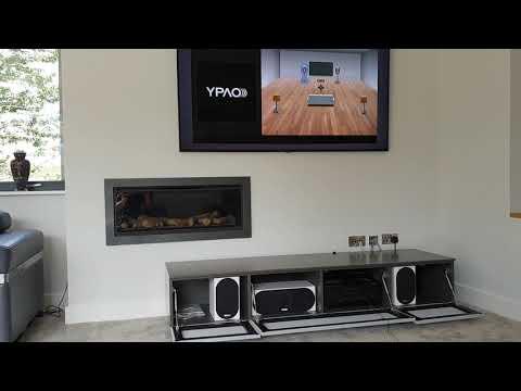 Yamaha AVENTAGE RX-A870 videos (Meet Gadget)