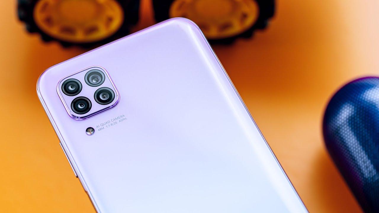 Huawei Nova 7i || مواصفات هاتف