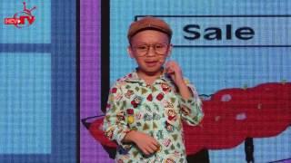 Thánh hài nhí 5 tuổi An Khang -