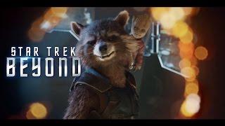 Guardians Of The Galaxy Vol 2. Trailer (Star Trek: Beyond Style)