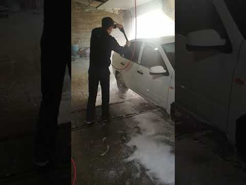 Автомойка самообслуживания. Сосновоборск, Пензенская область