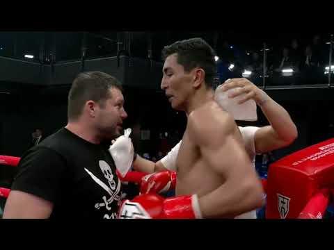 Highlight Fight Sher Mamazulunov Vs Yuri Bessmertny