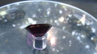 14.0 cts - Museum Size & Quailty True Purple Rhodolite Garnet
