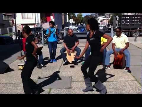 Afro-Peruvian Dance Group Jaranon Y Bochinche