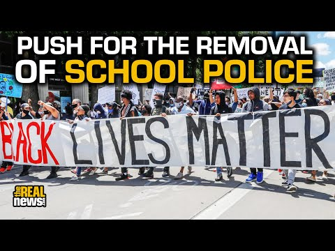 Activists Push Police Out Of Schools In Madison, WI