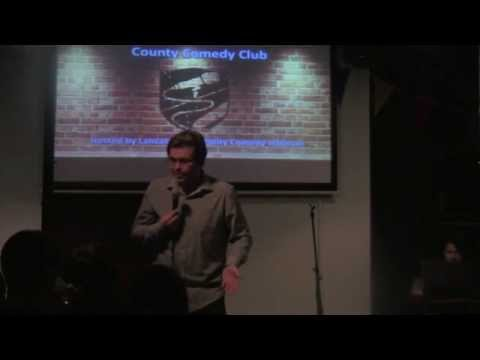 County Comedy Club Week 8 (27/11/2014)