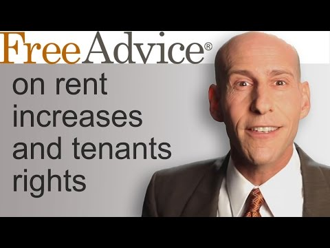 Rent Increases and Tenants Rights