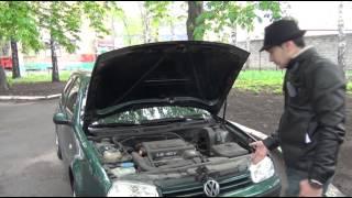 АнтИ Тест драйв  Volkswagen Golf 4 1 4 75 л с