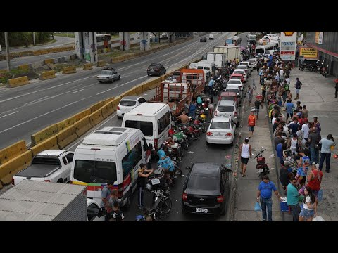 Brazil's trucker strike escalates, paralyzing country