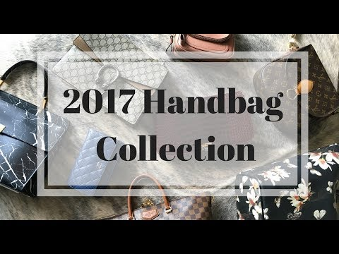 MY ENTIRE HANDBAG COLLECTION  |  Reaching Purse Peace?  |  KWSHOPS