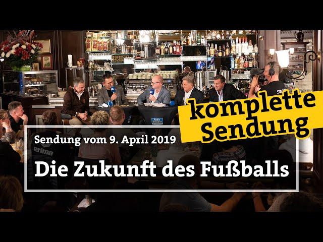 19:53 - DER DRESDNER FUSSBALLTALK | 28. Sendung | Die Zukunft des Fußballs