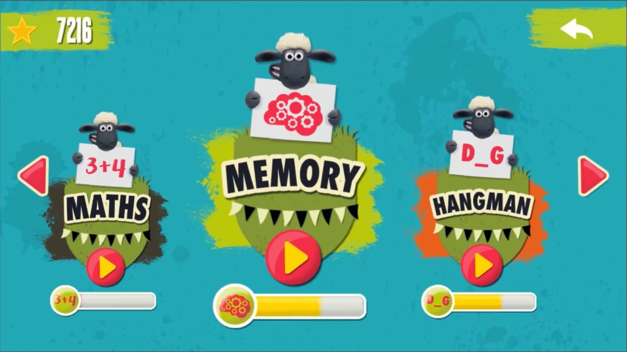 Download Shaun the Sheep Brain Games 5 0 APK File (com taptaptales