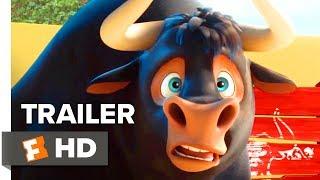 Ferdinand Trailer #2 (2017)   Movieclips Trailers