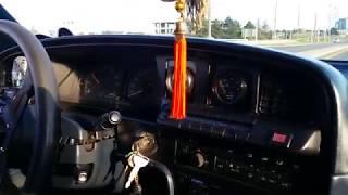 Toyota Cressida with 1JZ Single Turbo Swap