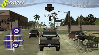 L.A. Rush PSP Gameplay HD (PPSSPP)