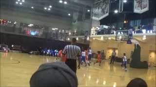 12u gerogia prospects vs puerto rico aau orlando international tournament 2015 sweet 16