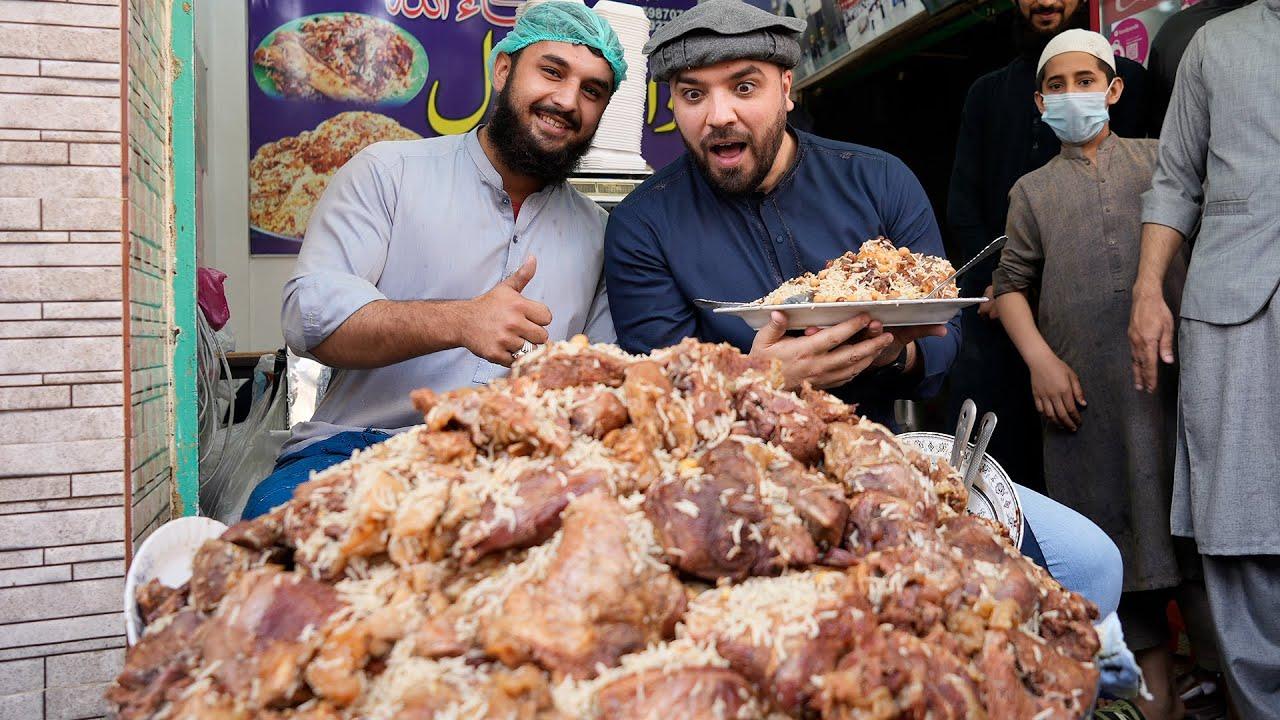 Peshawar Street Food Tour! (Pakistan's Oldest City)