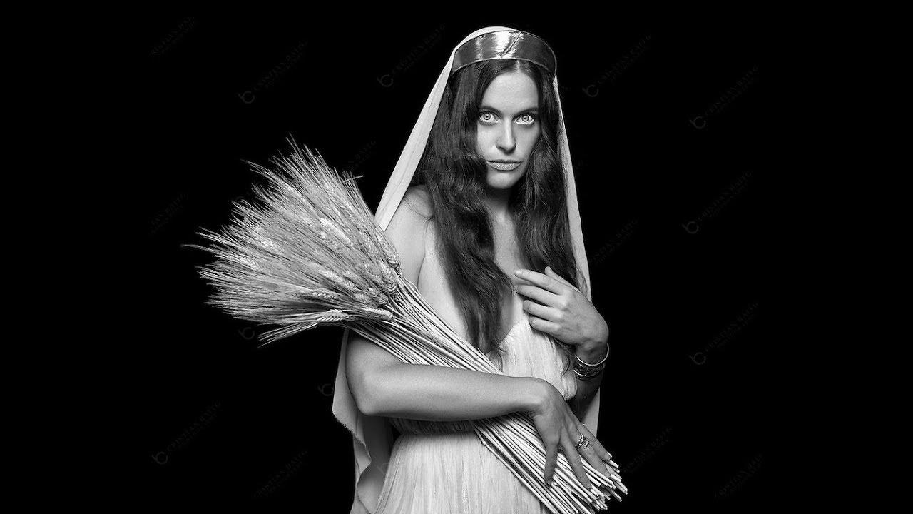 Download Olympian Goddess Demter