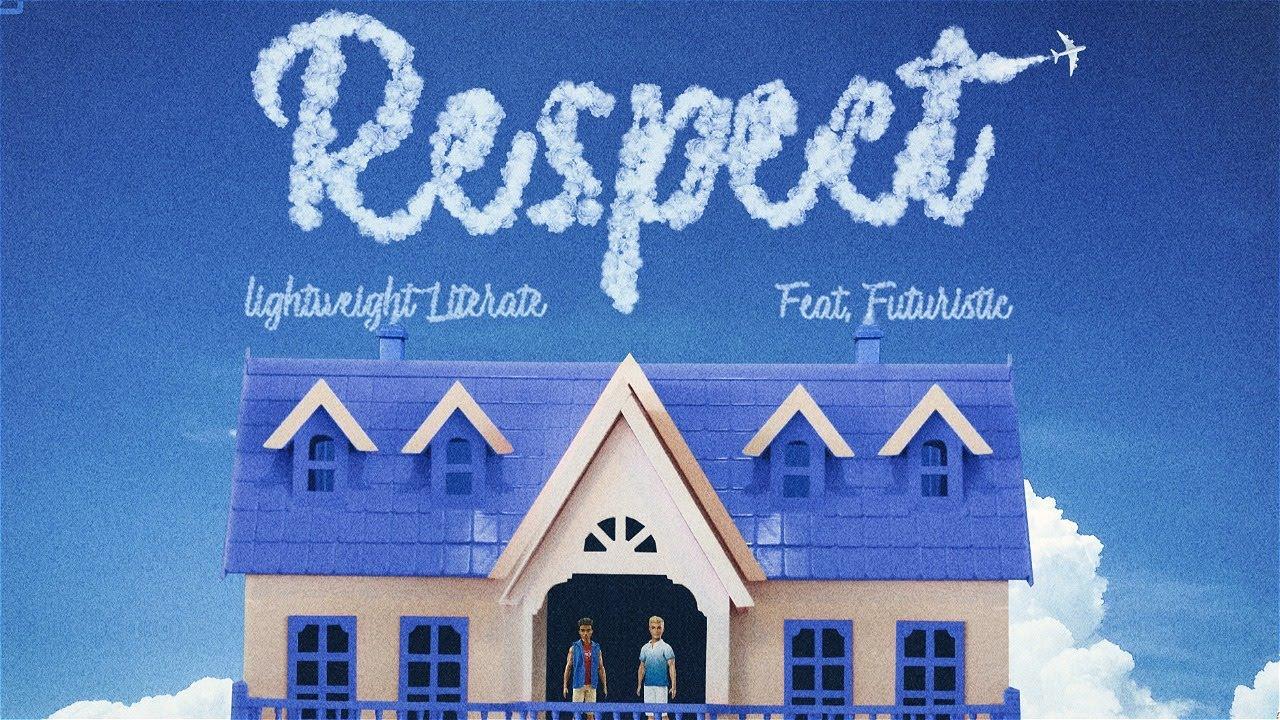 Lightweight Literate- Respect (Feat. Futuristic) [Official Lyric Video]