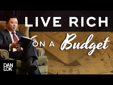 How To Live Like The Rich On A Budget - How To Invest Like A Millionaire Ep.3