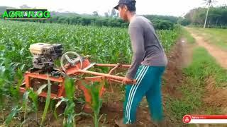 sử dụng máy trong nông nghiệp tiết kiệm sức lao động cho con người