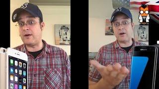 Real-Life Camera Test: Apple iPhone 7 Plus vs Samsung Galaxy S7 Edge