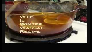 Wtf Is Winter Wassail Recipe - Traditional Pagan Yule Blessing