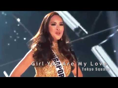 Girl You Are My Love : Tokyo Square