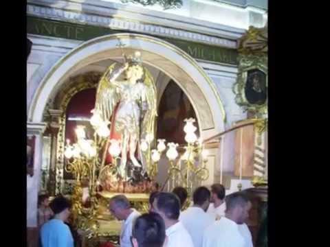 Gozos a San Miguel-Lliria y Bajada desde el Santuario
