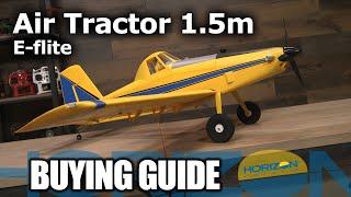 Load Video 2:  E-flite Air Tractor 1.5m BNF Basic w/AS3X & SAFE Select