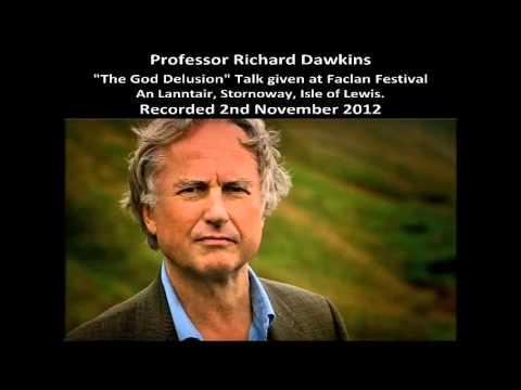 Richard Dawkins, 2nd November 2012, An Lanntair, Stornoway